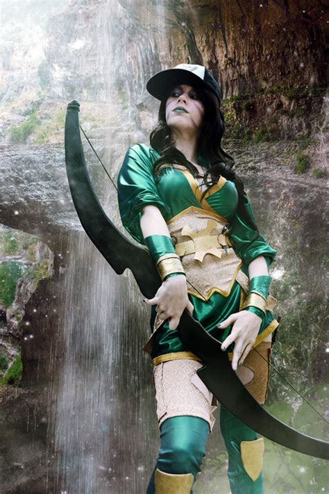 Cosplay Island | View Costume | Oracle - Cheshire