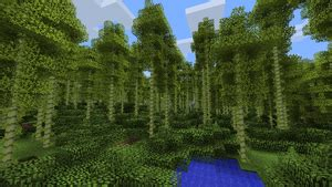 Bamboo Forest - Feed The Beast Wiki
