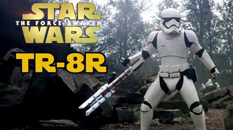 TR-8R: The Man Behind the Myth - Star Wars Explained - YouTube