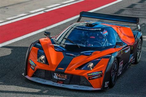 The KTM X-Bow gets a closed cockpit GT4 version for international racing | バイク