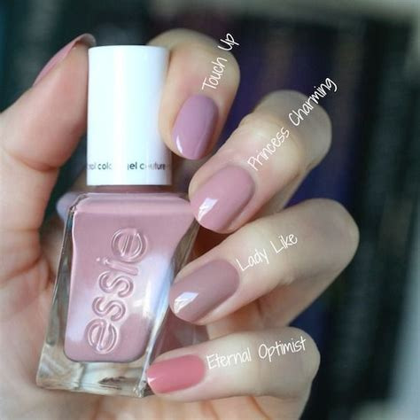 Essie Gel Couture 2018 Enchanted Collection : Swatches & Comparisons(画像あり