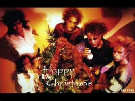 The Cure - Merry Christmas Everybody Live In Wembley Arena